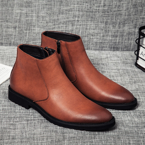 Men's Retro Casual Martin Boots