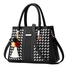 Elegant women's Shoulder PU Bag Handbag