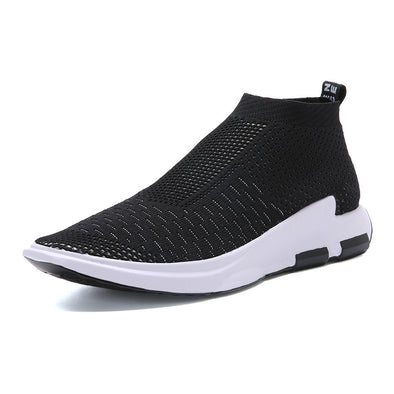 Couple Style Breathable Mesh Running Shoes Sneakers Men's Sport Shoes