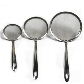 Oil Dipper Colander Spoon Oil Filter Spoon Oil Strainer