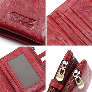 Bifold Wallet Female Small Wallet Money Bag Coin Purses