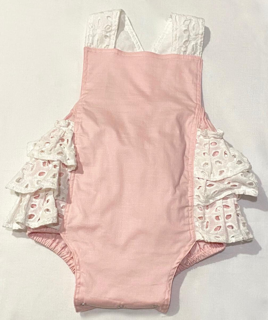 Hazel Romper  - Doodlebug's Children's Boutique