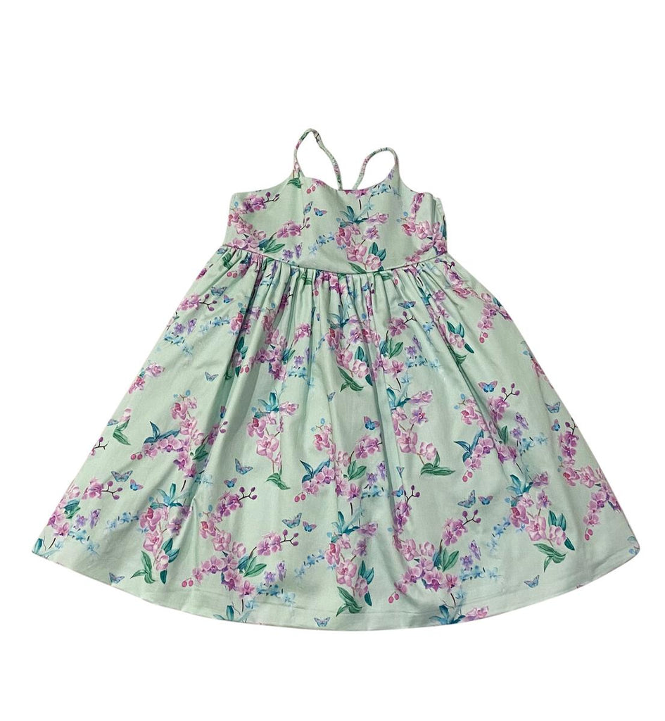 Kathy Dress  - Doodlebug's Children's Boutique