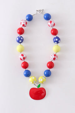 PREORDER Apple Chunky Necklace