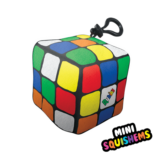 Rubiks Cube Mini Squishems  - Doodlebug's Children's Boutique