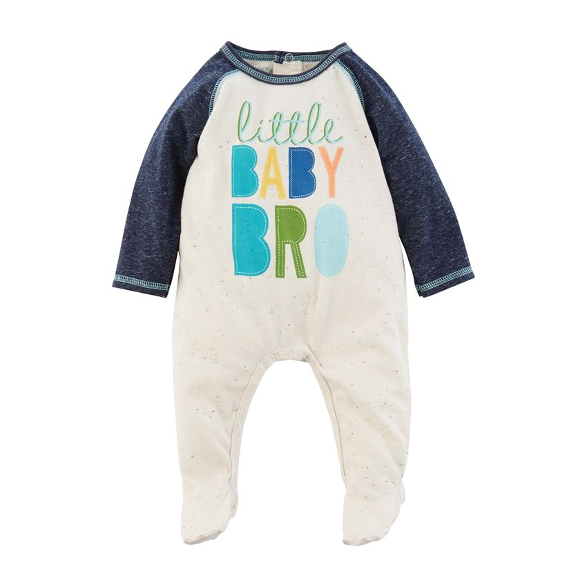 Baby Bro Sleeper  - Doodlebug's Children's Boutique