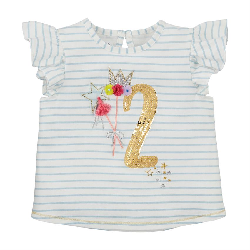 Two Birthday Shirt  - Doodlebug's Children's Boutique