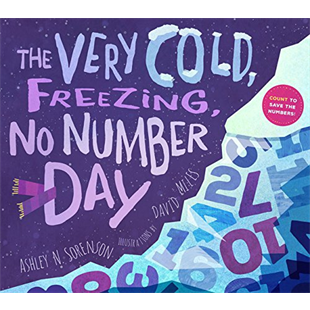 The Very Cold Freezing No Number Day Book  - Doodlebug's Children's Boutique