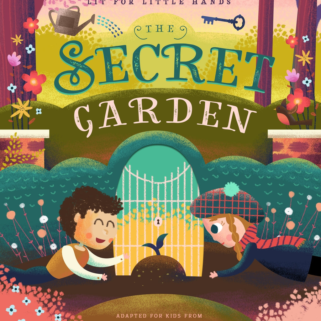 The Secret Garden Book  - Doodlebug's Children's Boutique