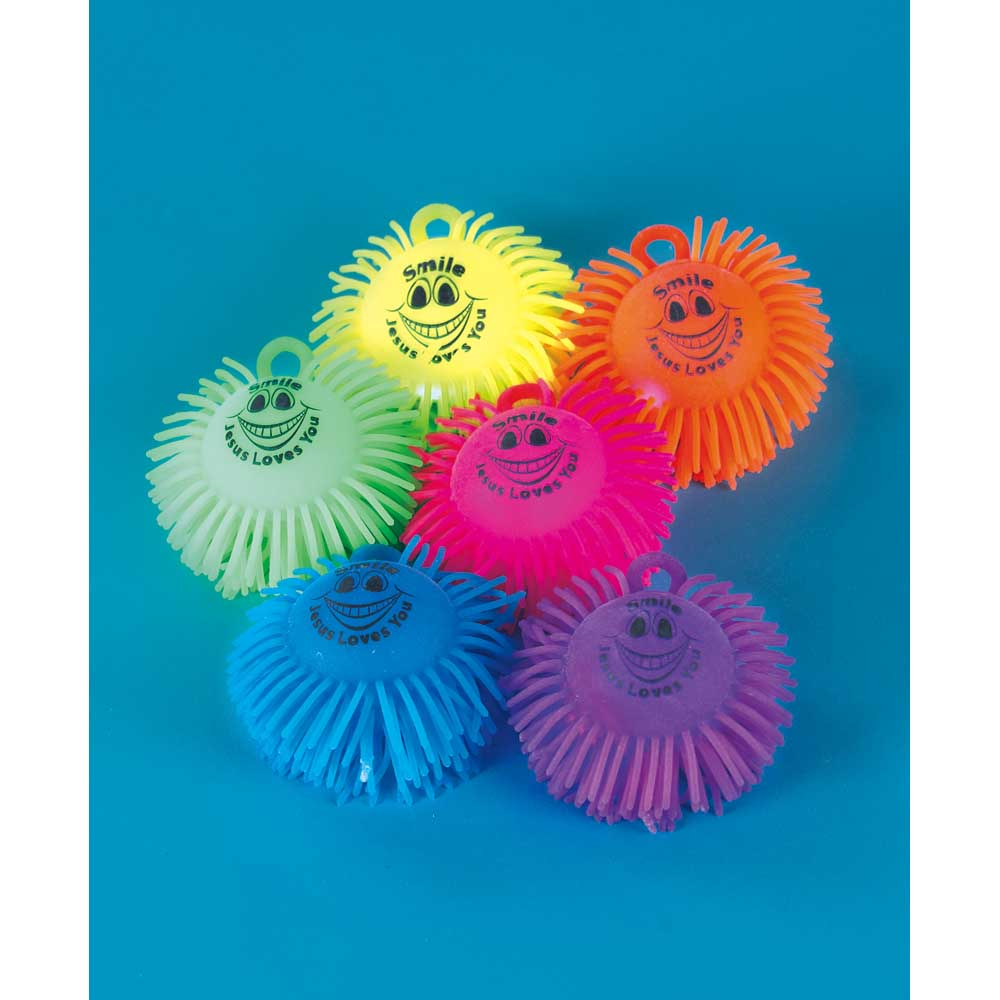 Light Up Squishy Ball  - Doodlebug's Children's Boutique