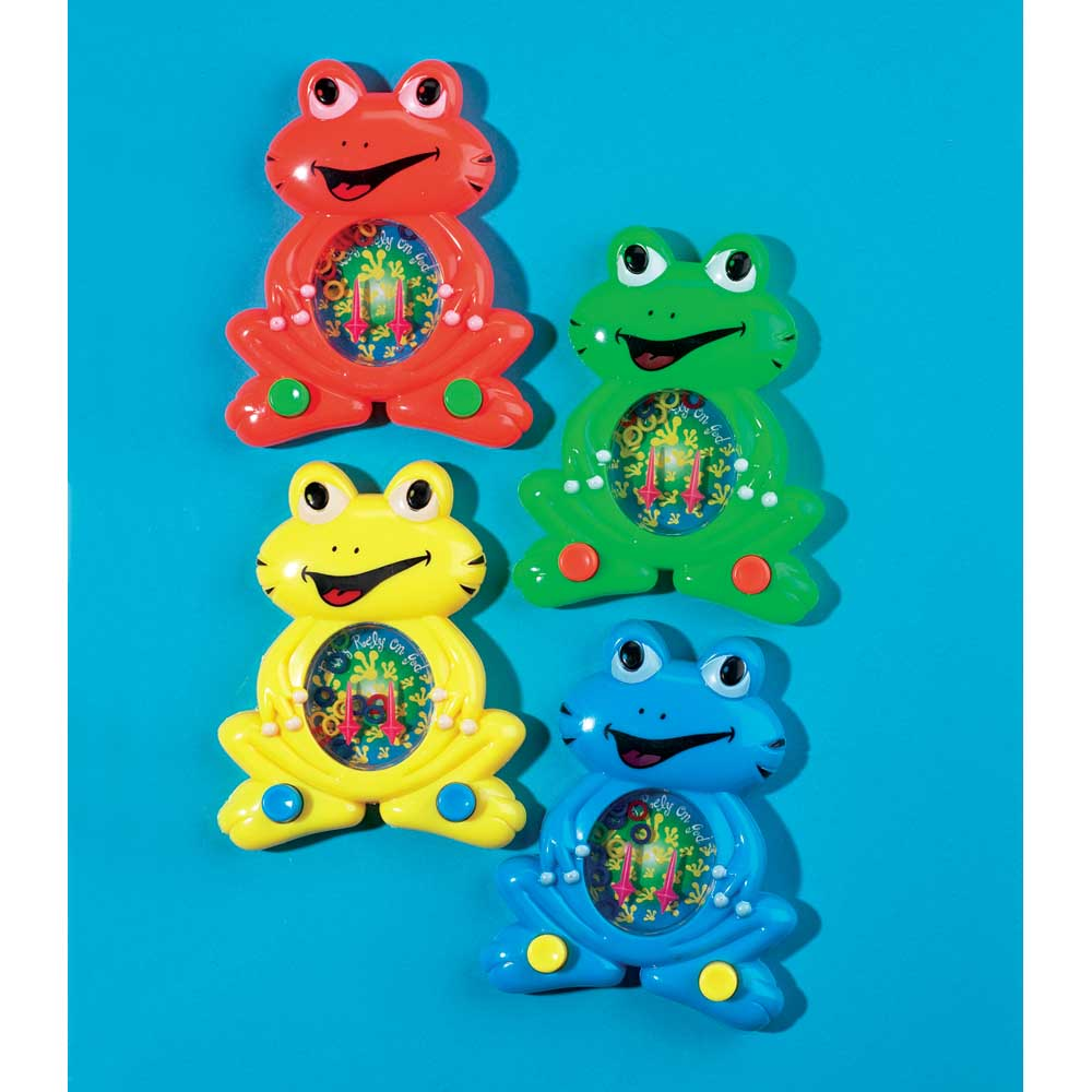 Frog Water Game  - Doodlebug's Children's Boutique