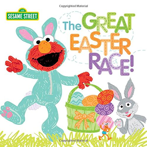 The Great Easter Race Book  - Doodlebug's Children's Boutique