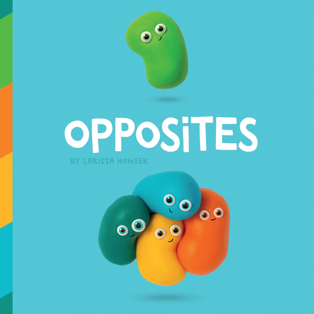 Opposites Book  - Doodlebug's Children's Boutique