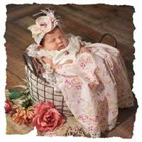 Priscilla Gown  - Doodlebug's Children's Boutique