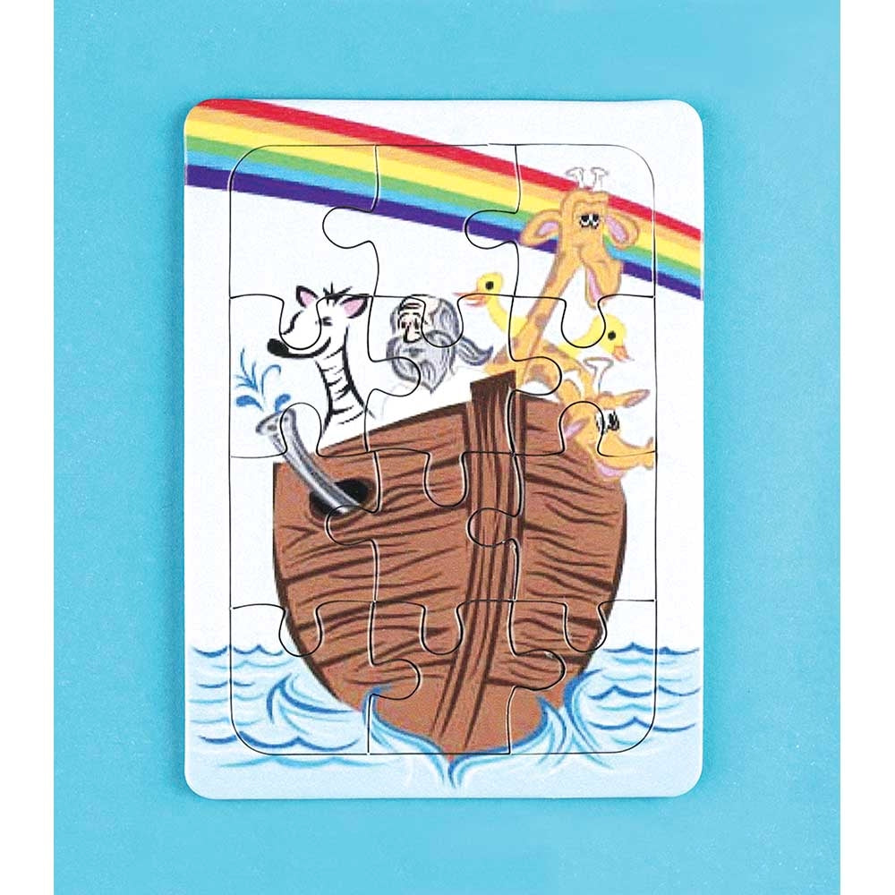 Noahs Ark Puzzle  - Doodlebug's Children's Boutique