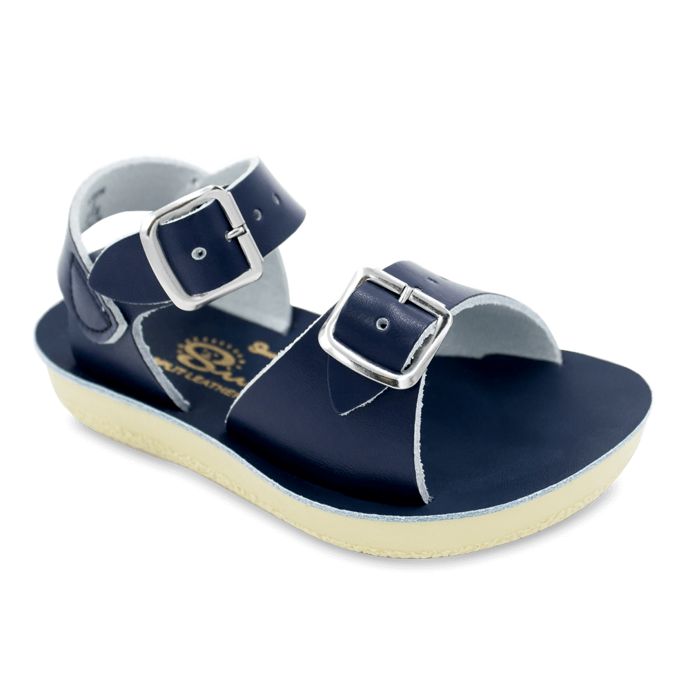 Surfer Toddler in Navy Navy / 5 - Doodlebug's Children's Boutique