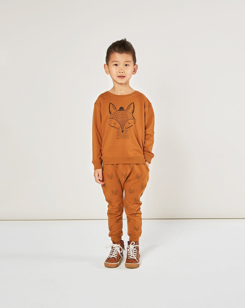 Fox Sweatshirt  - Doodlebug's Children's Boutique