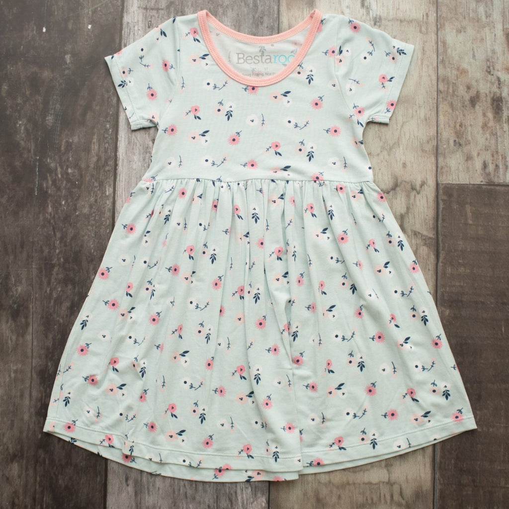Spring Bloom Dress 2T - Doodlebug's Children's Boutique