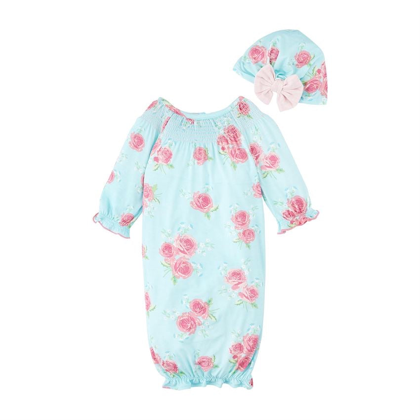 Blue Rose Take Me Home Set  - Doodlebug's Children's Boutique