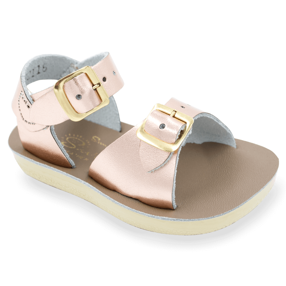 Surfer Youth in Rose Gold Rose Gold / 11 - Doodlebug's Children's Boutique