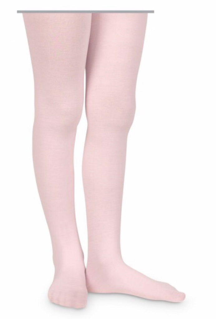 Pima Cotton Tights in Pink  - Doodlebug's Children's Boutique