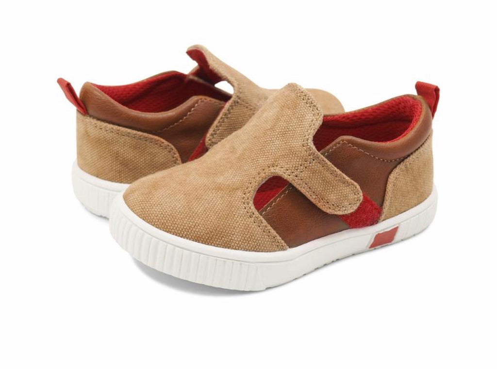 Livie & Luca Hop Sneaker  - Doodlebug's Children's Boutique
