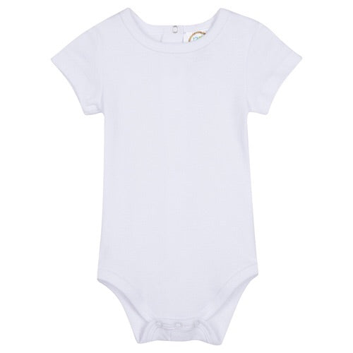 Blanks Boutique Short Sleeve Bodysuit