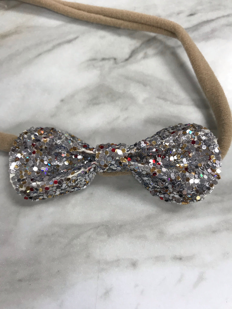 Holiday Glitter Headband  - Doodlebug's Children's Boutique