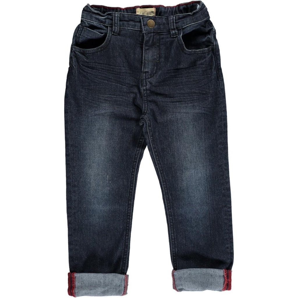 Slim Fit Jeans  - Doodlebug's Children's Boutique