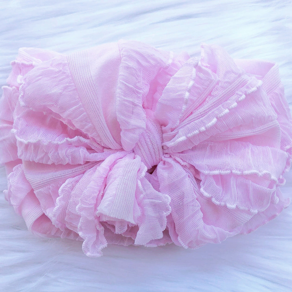 Perfect Pink Headband  - Doodlebug's Children's Boutique