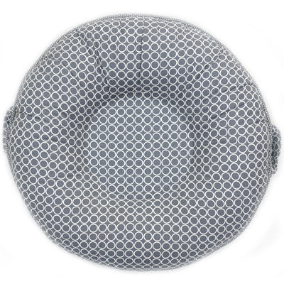 Majestic Gray Floor Pillow  - Doodlebug's Children's Boutique