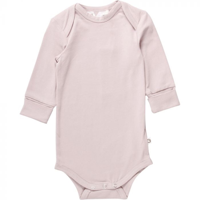 Cozy Me Bodysuit in Rose Rose / 0-3 Month - Doodlebug's Children's Boutique