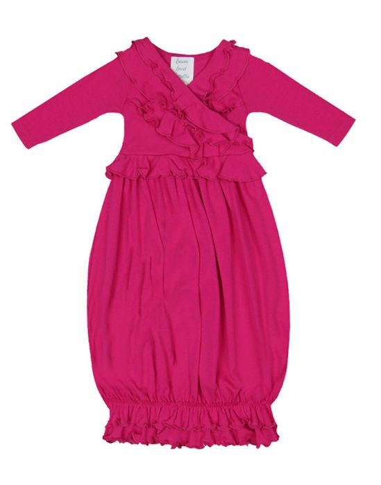 Jenna Gown in Cabaret Cabaret / 0-3 months - Doodlebug's Children's Boutique