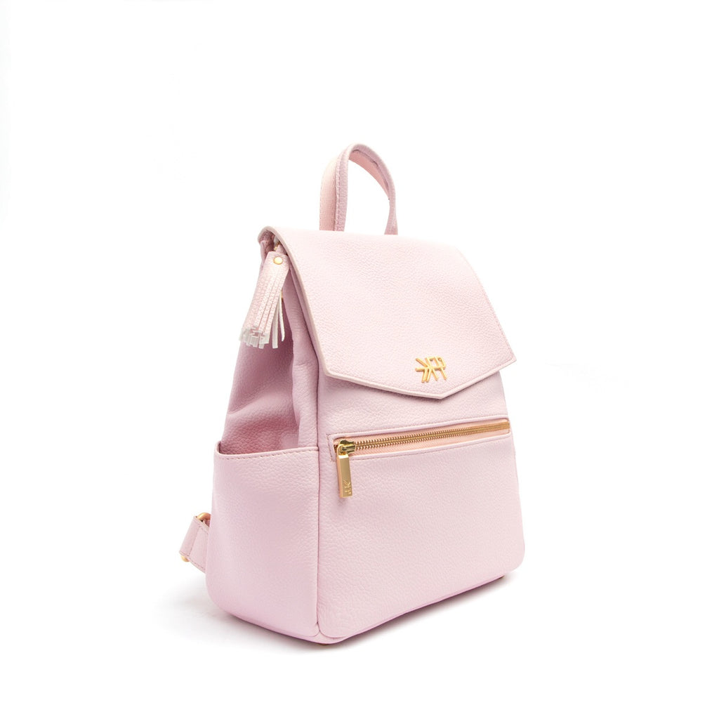 Blush Mini Classic Diaper Bag  - Doodlebug's Children's Boutique