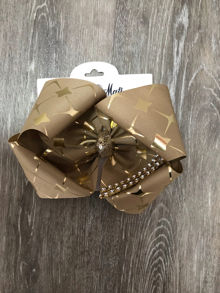 Bratti Mati Hair Large Hair Bow