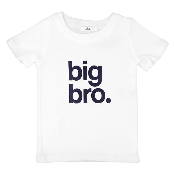 Big Bro Shirt Big Bro / 2 - Doodlebug's Children's Boutique