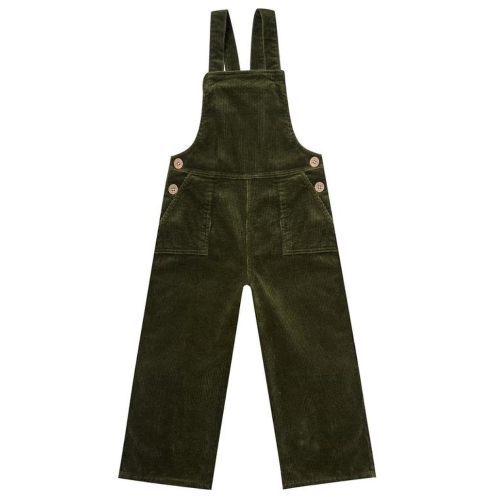 Wide Leg Overall  - Doodlebug's Children's Boutique