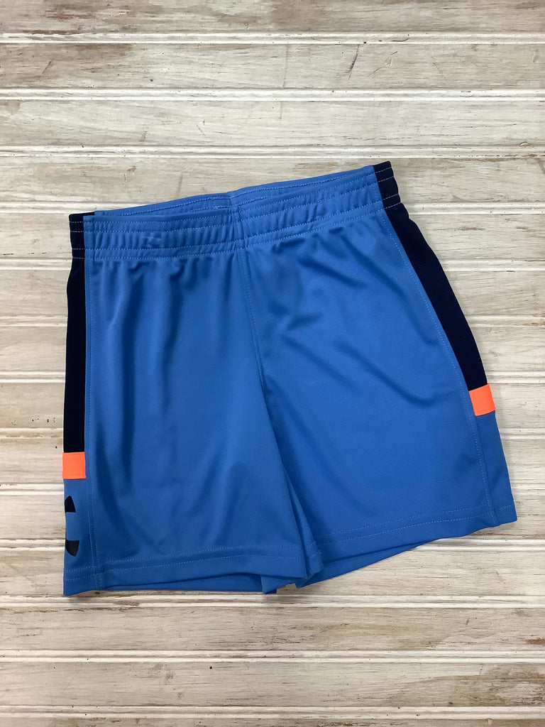 Shorts in Water Blue  - Doodlebug's Children's Boutique