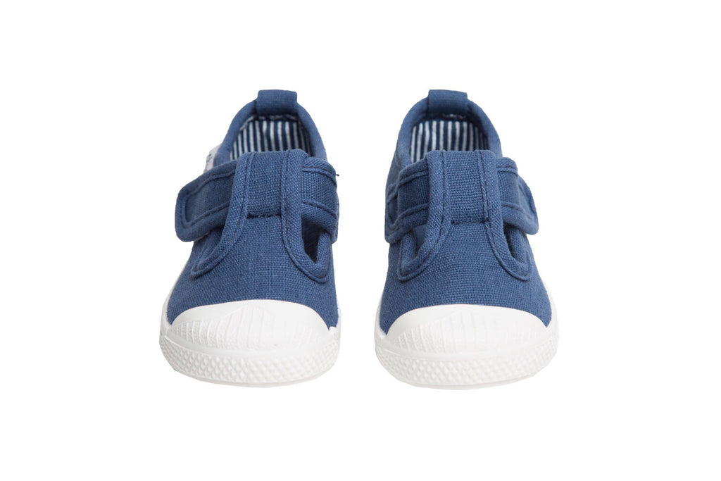 Chus Chris Shoes Navy / 5 (21) - Doodlebug's Children's Boutique