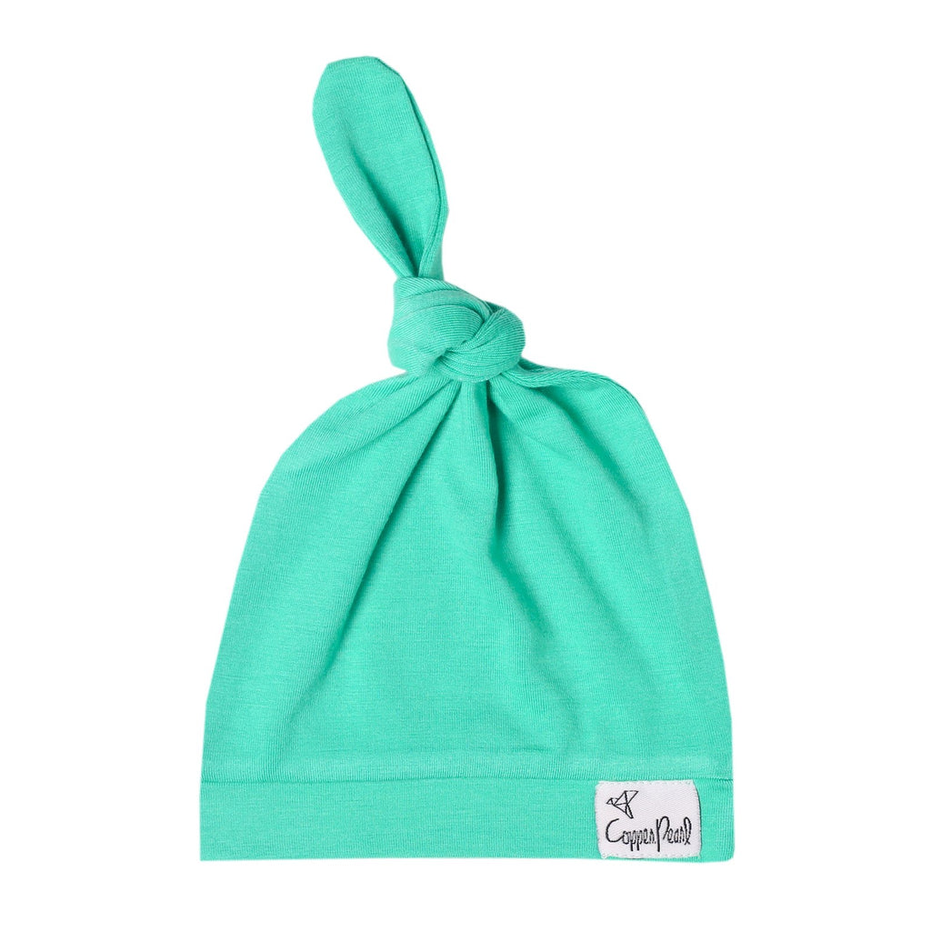 Spout Top Knot Hat  - Doodlebug's Children's Boutique