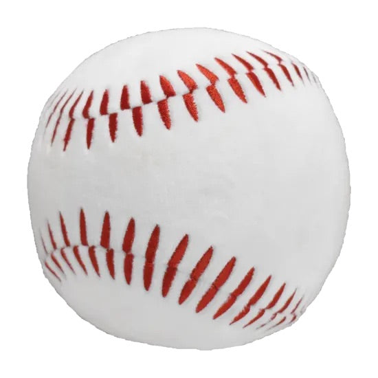 Baseball 3D Slow Rise Pillow  - Doodlebug's Children's Boutique