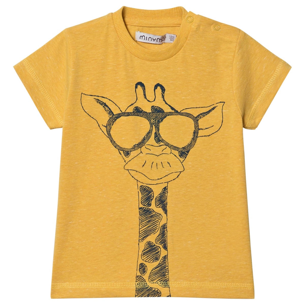 Giraffe Shirt  - Doodlebug's Children's Boutique