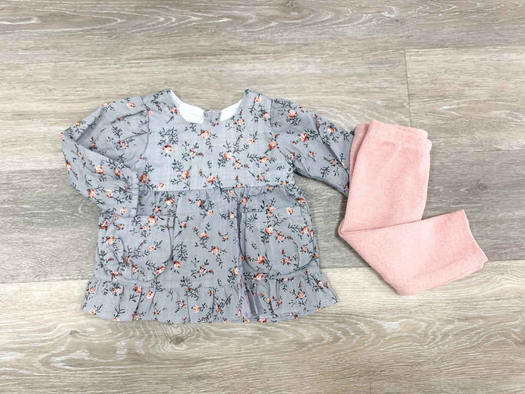 Be You Tiful 2 Piece Set  - Doodlebug's Children's Boutique