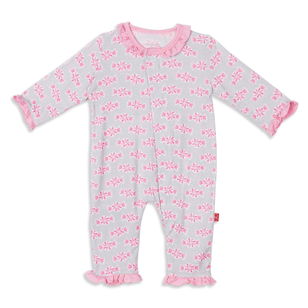Sugar Baby Magnetic Modal Coverall  - Doodlebug's Children's Boutique