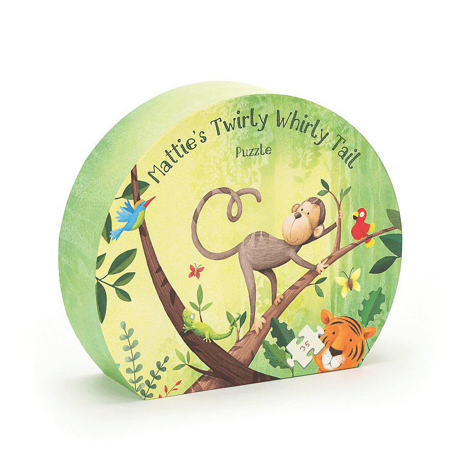 Matties Twirly Whirly Tail  - Doodlebug's Children's Boutique