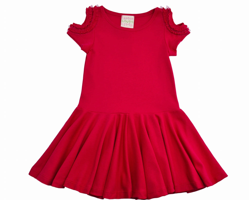 Blossom Bliss Dress Toddler  - Doodlebug's Children's Boutique