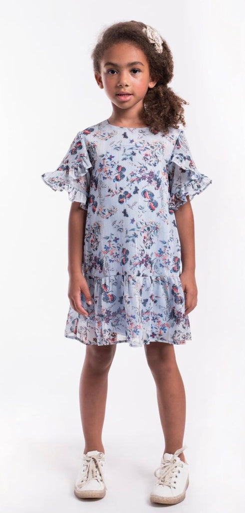 Rainer Dress  - Doodlebug's Children's Boutique