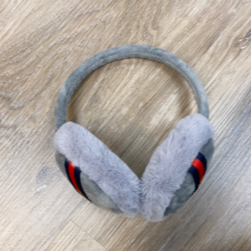 Ear Muffs in Grey