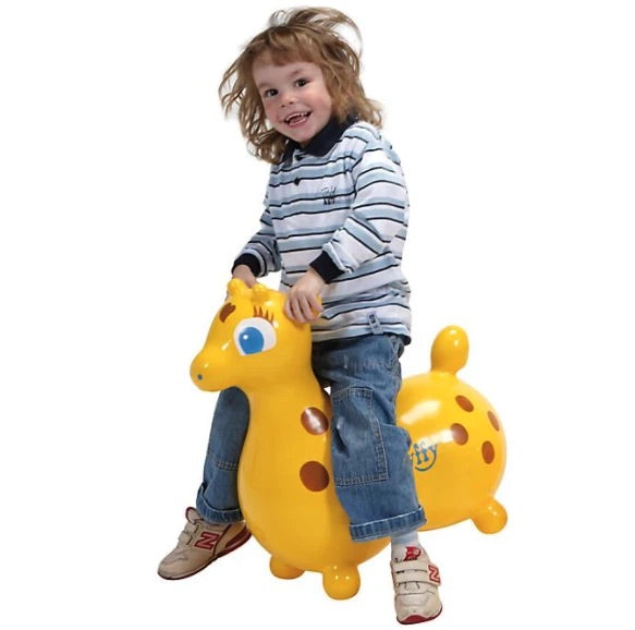 Gyffy Giraffe  - Doodlebug's Children's Boutique