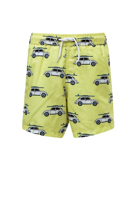 Boardies in V-Dub V-Dub / 2 (1-2 years) - Doodlebug's Children's Boutique